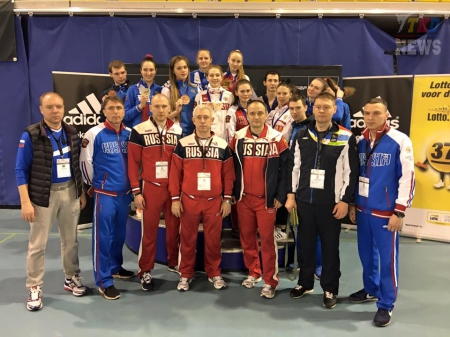 43RD LOTTO DUTCH OPEN TAEKWONDO CHAMPIONSHIPS 2016. День первый. Результаты.