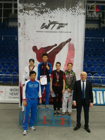 Всероссийские соревнования среди студентов по тхэквондо ВТФ, Люберцы-2017. День второй. Результаты.