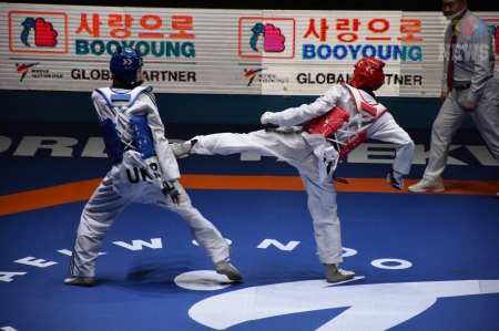 World Taekwondo Qualification Tournament for the Buenos Aires 2018 Youth Olympic Games Hammamet, Tunisia. Финалы. Видеозаписи.
